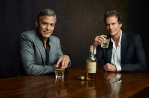 George Clooney Celebrity Alcohol Entrepreneur