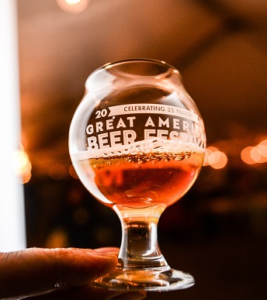 Great American Beer Festival Image for unsobered listicle