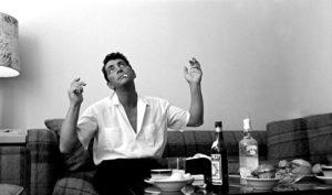 Liquor Lover Humphrey Bogart