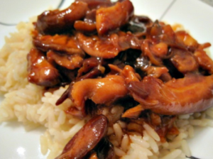 Unsobered listicle image for Bourbon Chicken