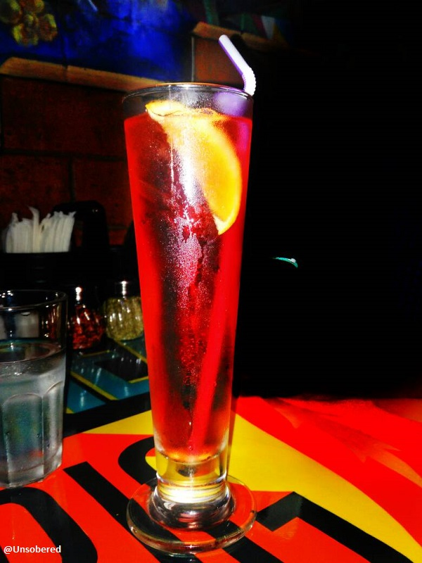 Woo Woo Cocktail @ Quench Andheri