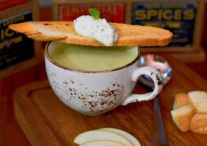 Green Apple with beer Ricotta image for unsobered listicle