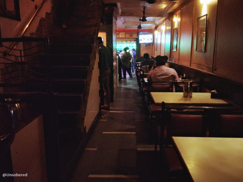 Interior image of Ashwin's Bar for Unsober Review