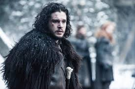 John Snow image for unsobered listicle on GoT cocktails