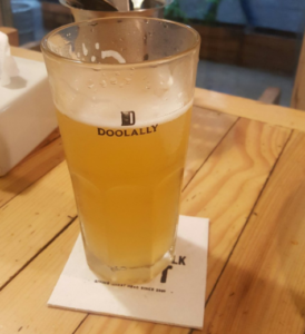 Apple Cider image for unsobered listicle on craft beers for beginners