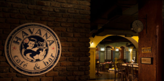 Header image for unsober review Havana Cafe' & Bar