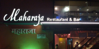 Maharaja Restaurant & Bar_Header Image for Unsober Review