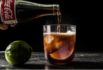 Rum and Coke image for unsobered listicle on music-alcohol pairing