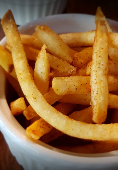 Fries @ The Irish House Bandra image for unsobered listicle