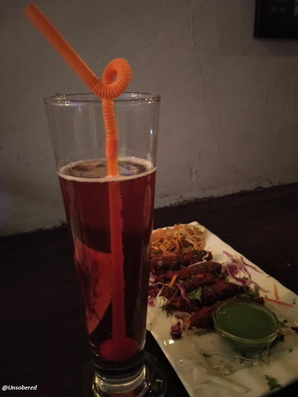 Hangman's Blood Cocktail @ Reunion Bar & Kitchen