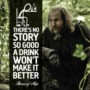 Thros Of Myr Game Thrones Quote For Unsobered Listicle