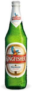 Kingfisher beer image for unsobered listicle on what your beer brand preference says about you