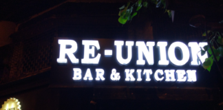 Reunion Bar & Kitchen Header Image