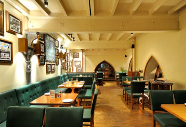 Woodside Inn image for Unsobered listicle on resto bars serving great international beer