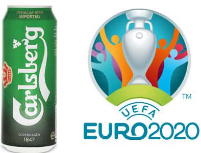 Carlsberg UEFA Euro association image for unsobered listicle