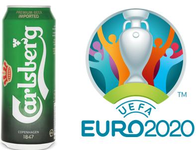 Carlsberg UEFA Euro association image for unsobered listicle