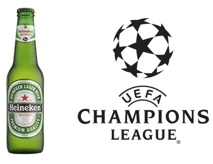 Heineken UEFA Champs League image for unsobered listicle