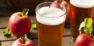 Header image for alcohol nutritional facts listicle