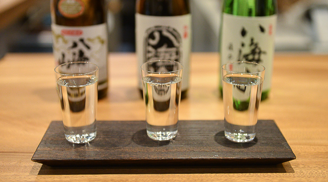Sake image for unsobered weekly roundup