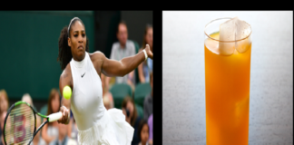 Header image for unsobered listicle on cocktail women tennis players