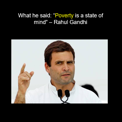 Rahul Gandhi image for unsobered listicle on drunk Indian politicians