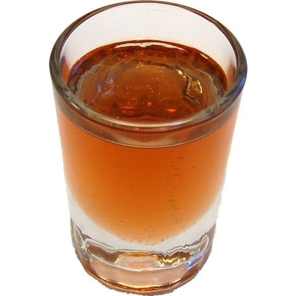 Whiskey shot image for unsobered listicle on nutritional facts about alcohol