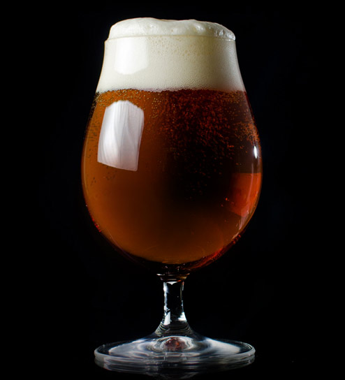 American Amber Lager for unsobered listicle on craft beer jargon simplified