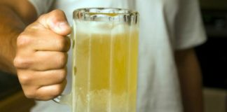 Image for unsobered listicle on wrong ways to drink beer