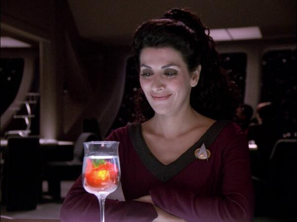 Image for unsobered listicle on fictional tv drinks