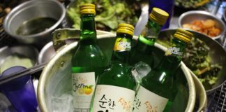 Image for unsobered listicle on soju brands