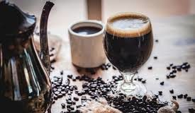 Image for unsobered listicle on coffee beers