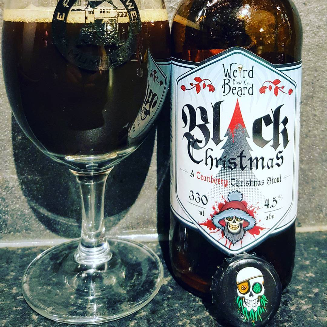 Image for unsobered listicle on christmas beers