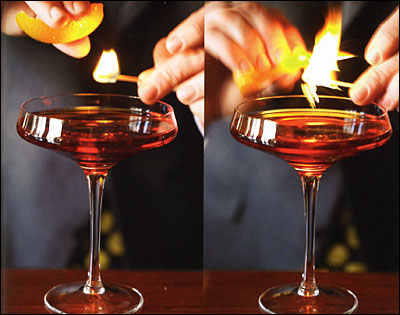 Image for unsobered listicle on cocktail hacks