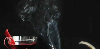 Image for unsobered listicle on smoked cocktails
