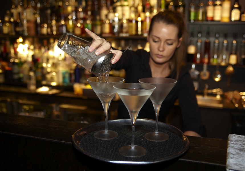 Image for unsobered listicle on best martinis world
