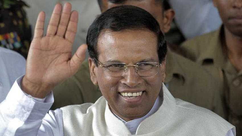 Image of Maithripala Sirisena for unsobered weekly roundup