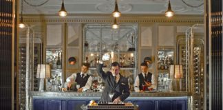 Image for unsobered listicle on world best martinis