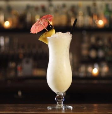 Image for unsobered listicle on tiki cocktail recipes