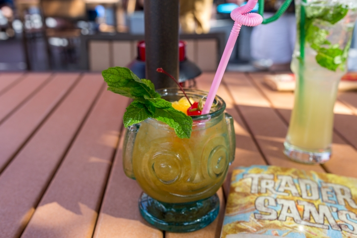 Image for unsobered listicle on disney world cocktails