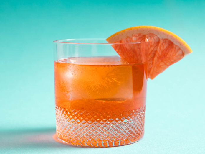 Image for unsobered listicle on negroni recipes